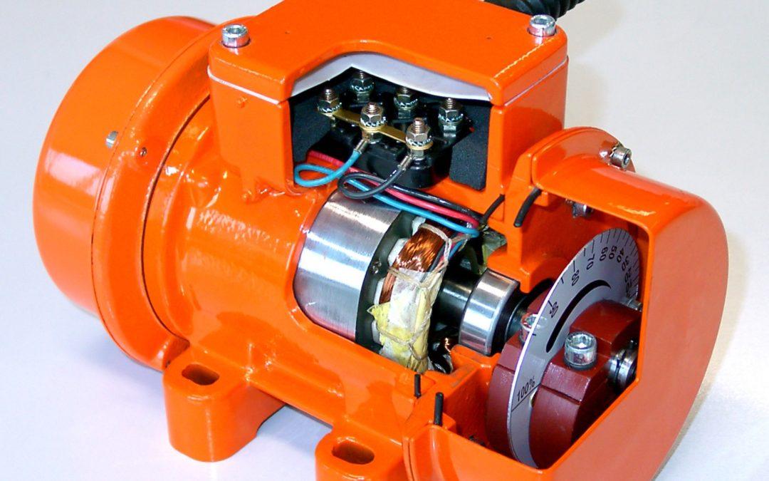 Electric Vibrator Motors
